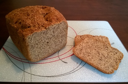 Multi Fiber Low Carb Bread